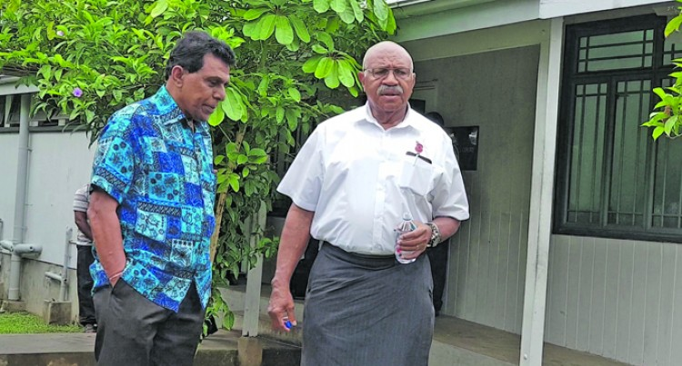 Rabuka Retracts Challenge To 'Confessions'