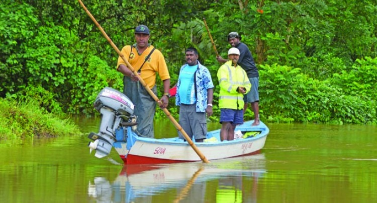 Flood Waters Pose Problems For Viria Farmers