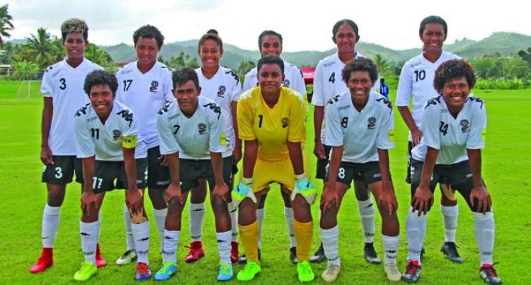 Fiji Women Wallop Samoa