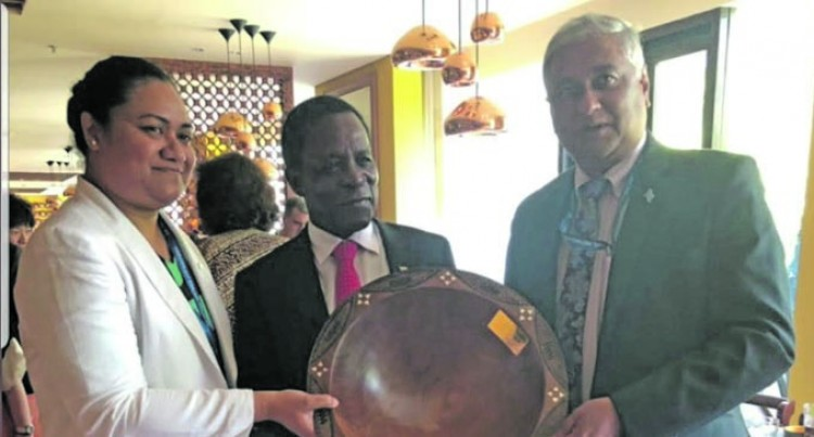 Fiji To Maintain Momentum For Climate Action Through World Bank Chairmanship