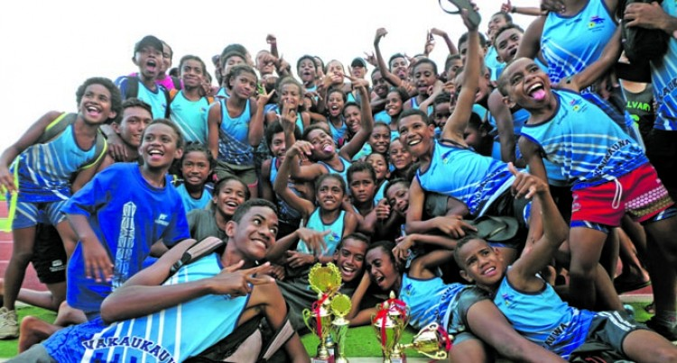 Nadi Airport School Retain Title