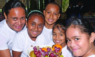 School Nutrition Project Battles Rise In NCDS
