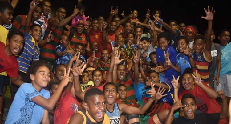 Army Top Nadi Competition