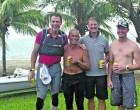 Visiting Sailors Hail Fiji Waters