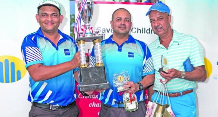Charity Golf Raises $16,000