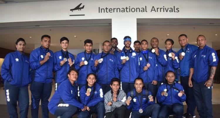 Taekwondo Reps Win 20 Medals In NZ