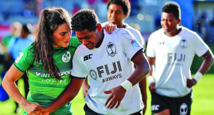 Fijiana 7s In 10th Spot