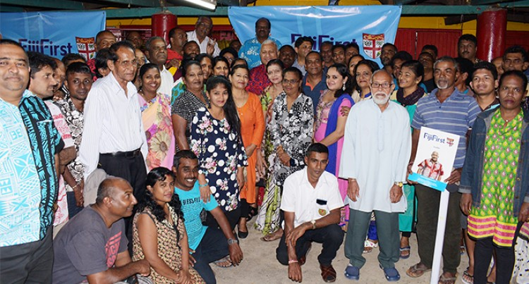 FijiFirst Launches Election Campaign