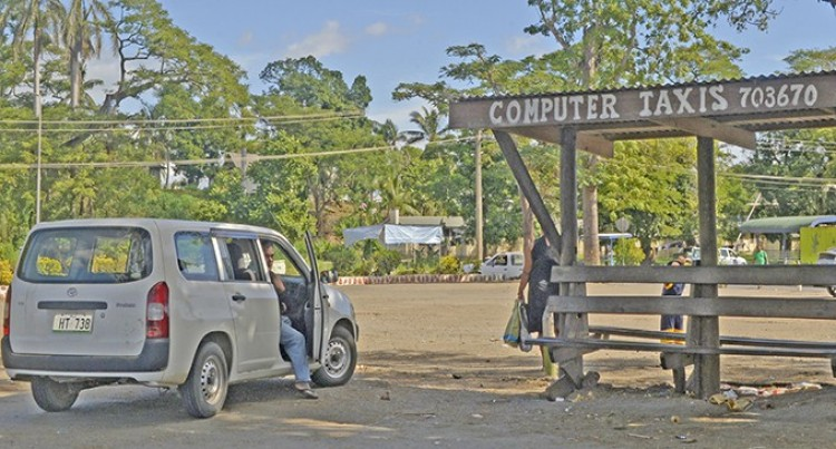 Private Vehicles Operate As Taxis In Lautoka