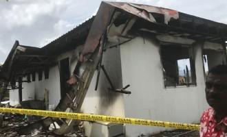 Fires Leave Nadi Families Homeless