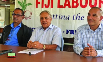 Freedom Alliance, Fiji Labour Party Join Forces