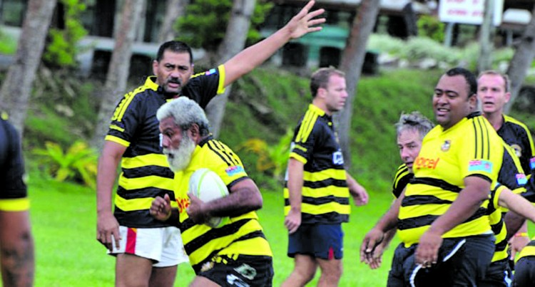 Rugby, Golf Mourn Tuivanuavou