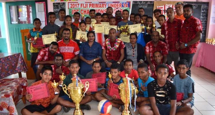 IDC Boost For Labasa Kids