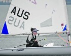 Female Sailor Takes On Challenge