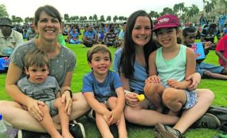 FBC Concert Draws Big Crowd At Albert Park