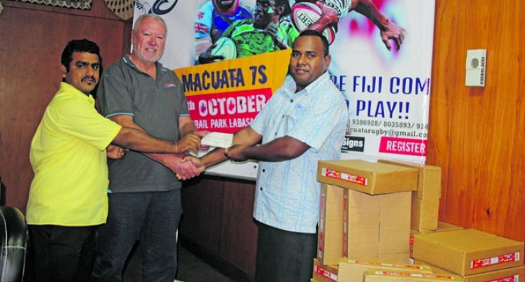 Bumble Bee, PAFCO Support Macuata 7s