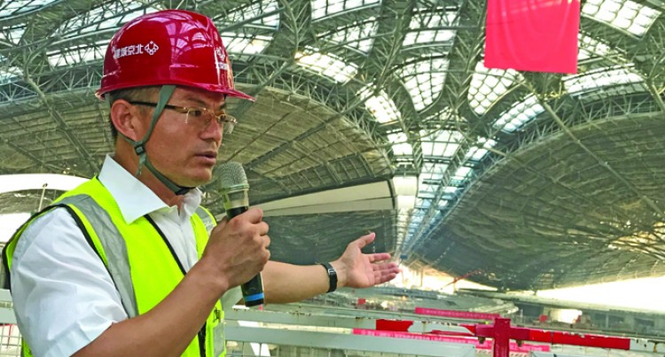 Beijing's New International Airport to Open Next October