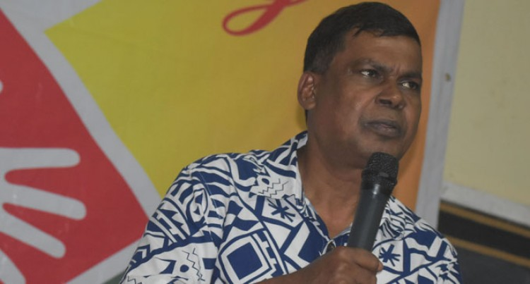NFP Will Contest Poll On Everyday Issues: Prasad