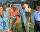 We're Still A Football Nation, Says PM