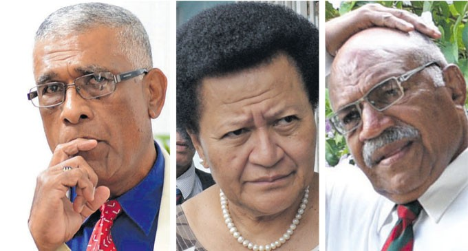 Mix-up Worries Party Members