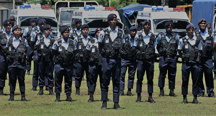 Want to be a politician? 'Leave Fiji Police Force'