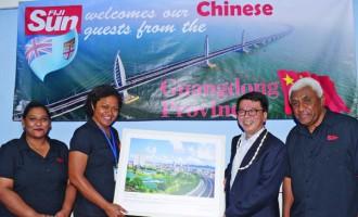 Guangdong Delegation Visits  To Grow Partnership