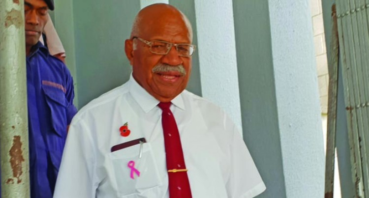Chief Justice To Rule On Rabuka Acquittal Two Days From Poll