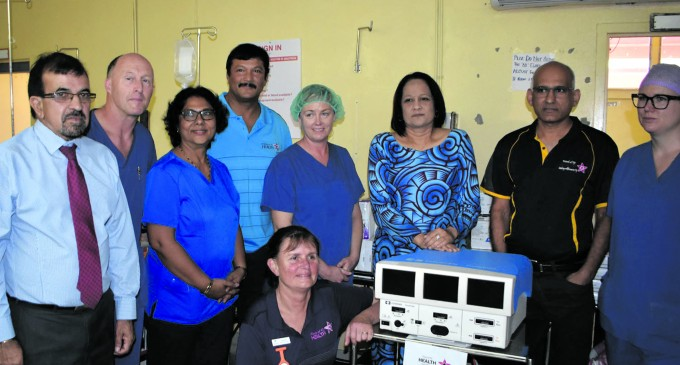 Subsidy Brings Relief for Fijians Needing Treatment