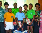 Japan Assists With Rugby Boots, Balls