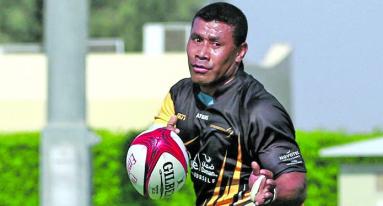 Serevi For Russia's 7s Job