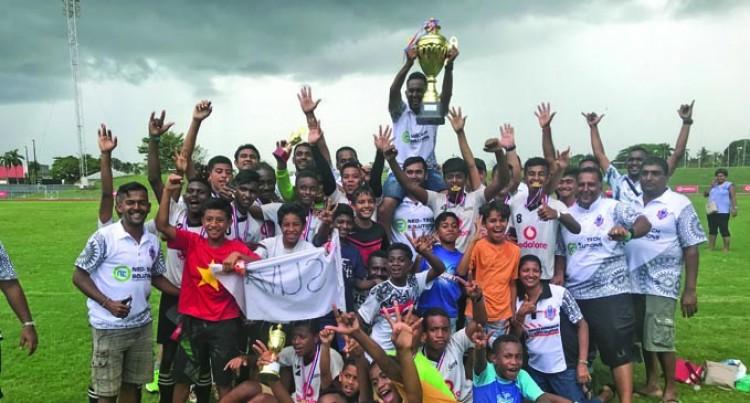 Suva Win Shootout In U14 Final