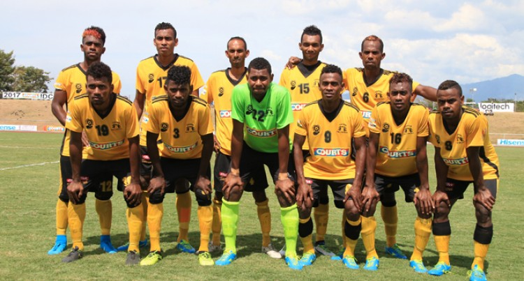 Tavua Coach Confident Of Reaching Top 4 Finish