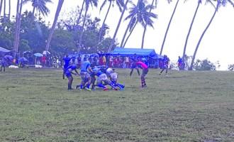 Kadavu Rugby Referees On The Go