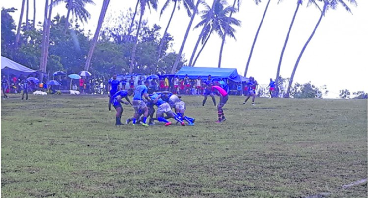 Kadavu Rugby Referees On The Go
