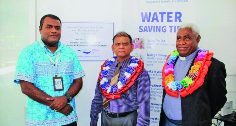 WAF Opens New Service Outlet in Savusavu