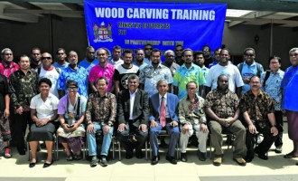 Wood Carvers To Gain, Exchange Skills With Indonesian Experts