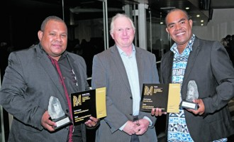 Top Awards Go To  Fulton Hogan Hiways