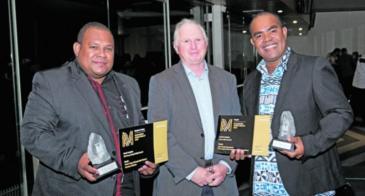 Top Awards Go To  Fulton Hogan Hiways
