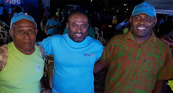 Prominent Doctor Tells  Why He Joined  FijiFirst