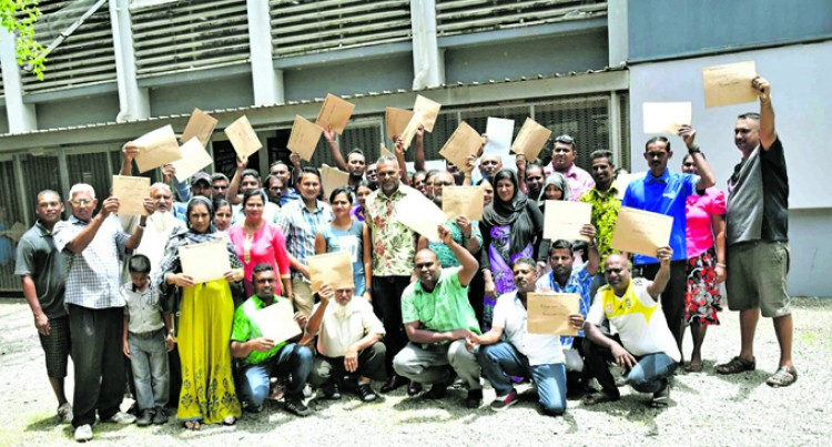 Residents Rejoice After Receiving Land Lease Notices