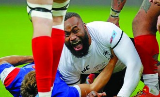 Flying Fijians To Go To No.8?