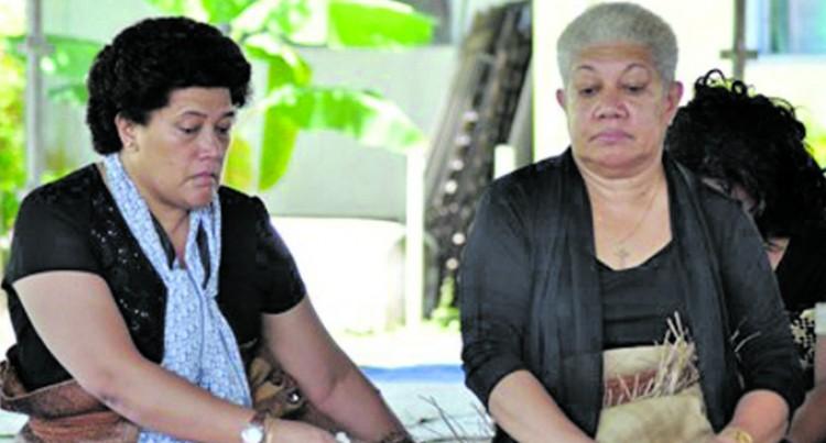 Taveuni Burial For Adi Ateca Ganilau