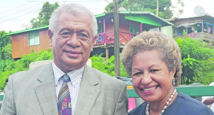 Anare Jale  Relishes New Role As  SODELPA MP