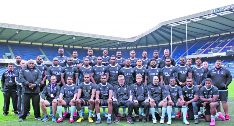 Flying Fijians Remain At No.10