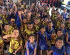 Kindy students celebrate graduation in style