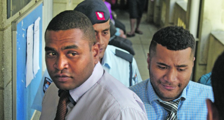 Suspended Police Officers Denied Bail