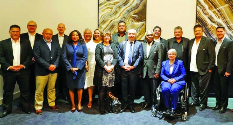 Patel Attends FIFA Governance Workshop