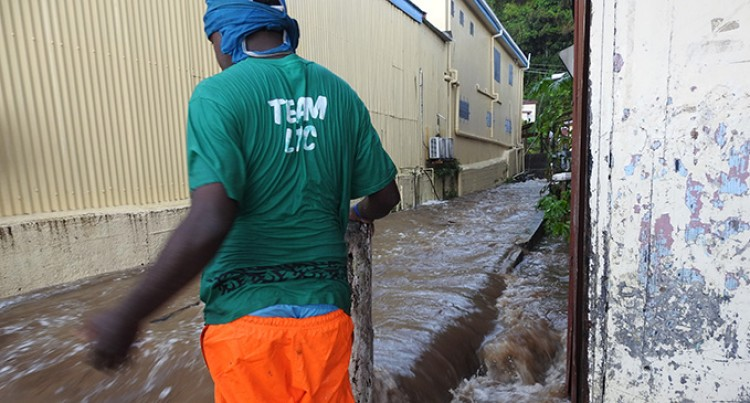 Levuka People Surprised By Flash Floods: Rakuita