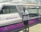 Captain Abele Daurewa Makes Dream A Reality