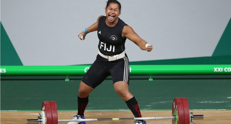 Editorial: Cikamatana Biggest Loser In Weightlifting Standoff